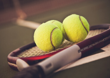 Fitness training for tennis should be done on a regular basis in order to become a complete player