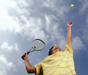 Instructional Videos for Tennis: Specific Movements