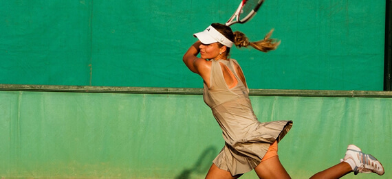 Articles Related to Fitness Training and Tennis